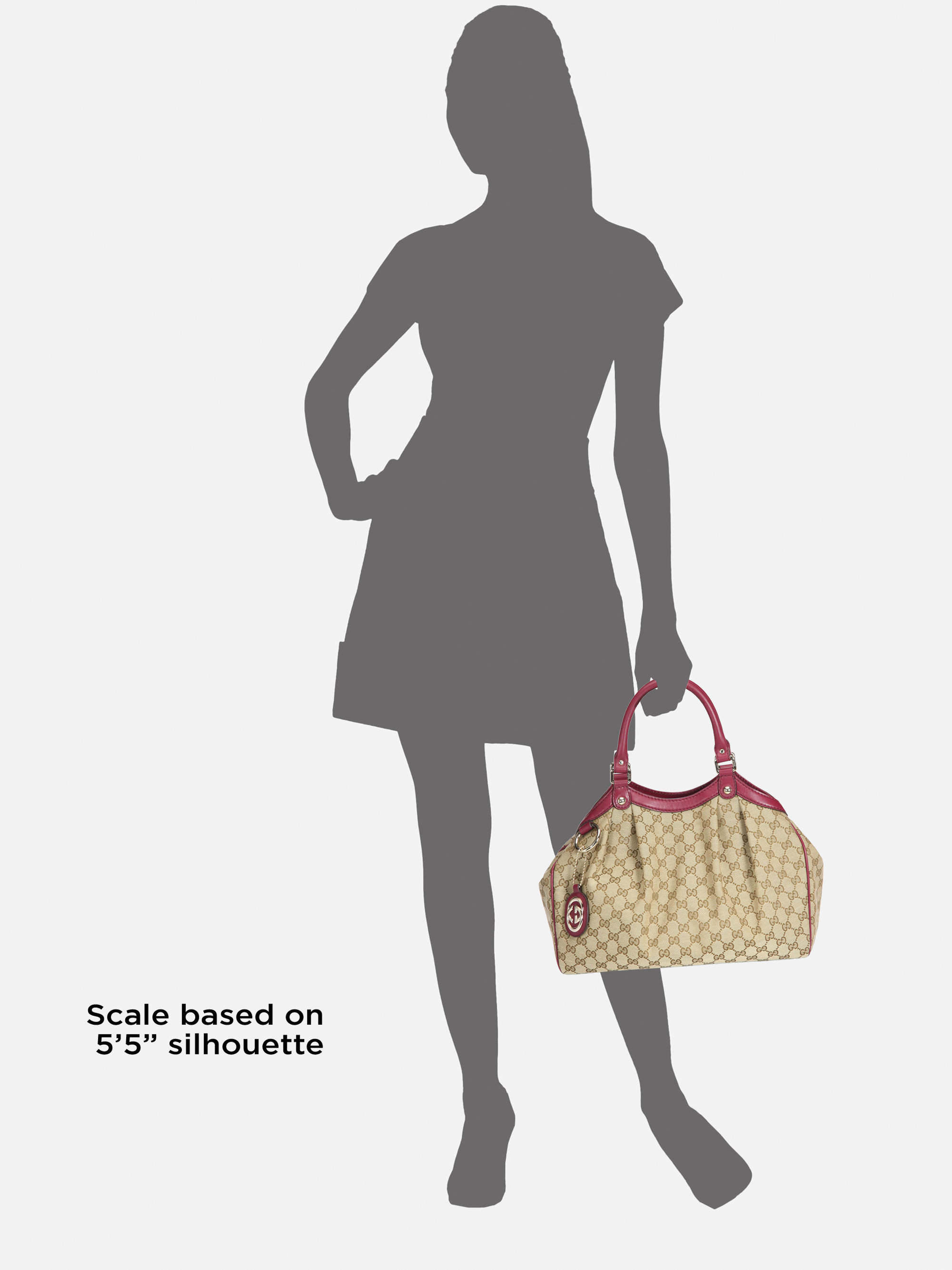 c9c54988d06f Gucci Sukey Gg Medium Tote Bag in Brown - Lyst