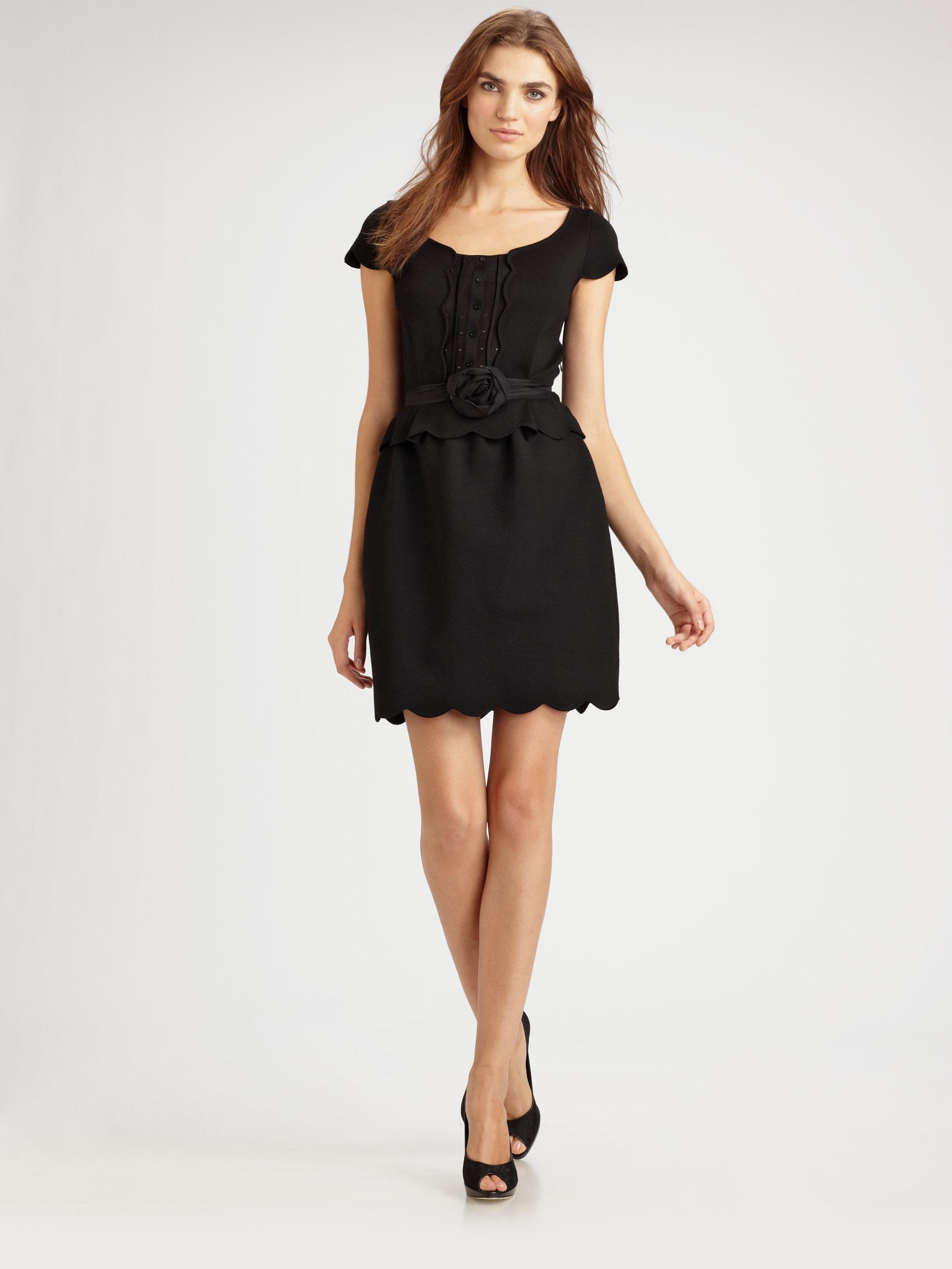 dior short dresses - photo #16