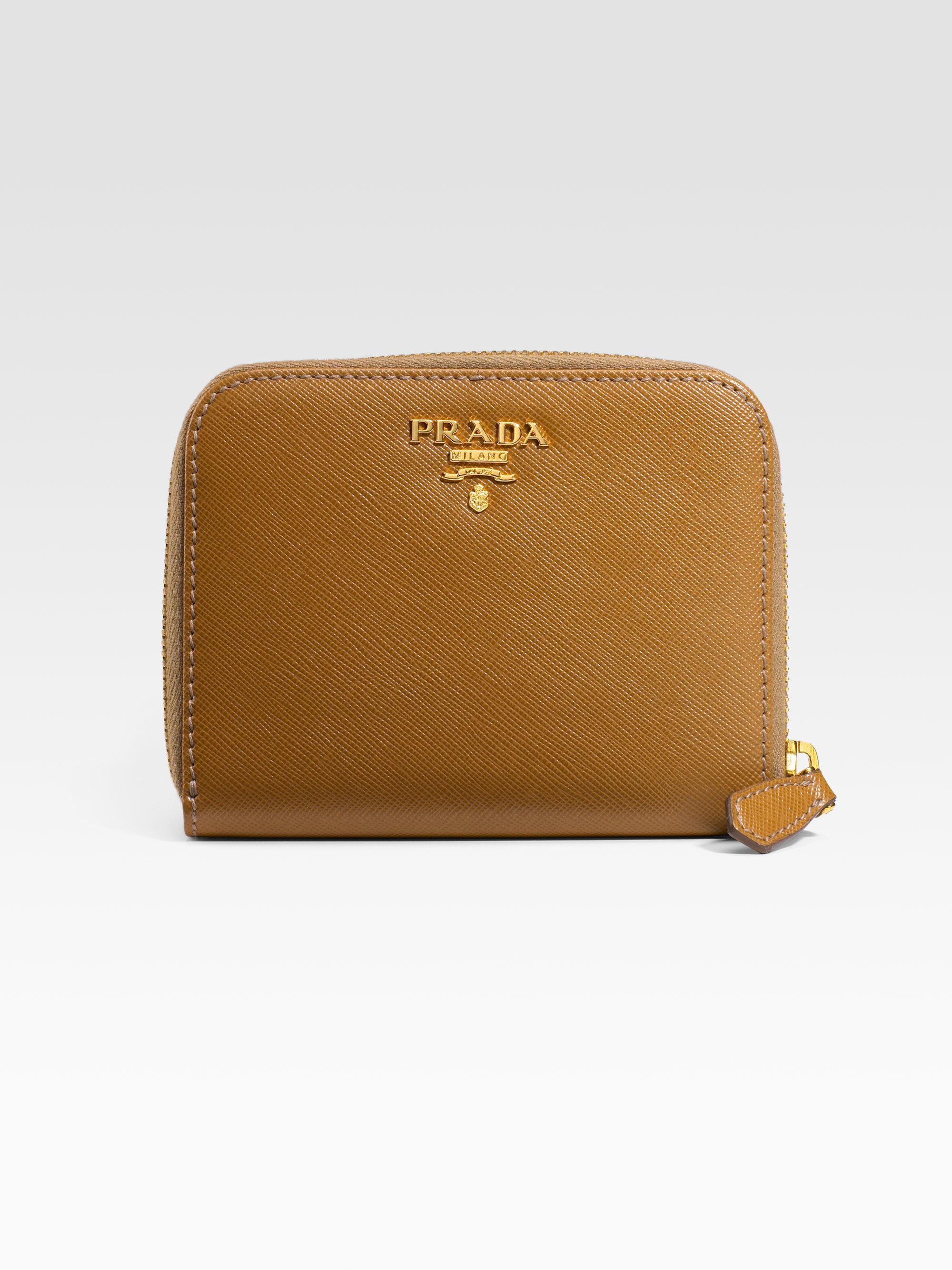 prada vela tote - prada orange leather wallet