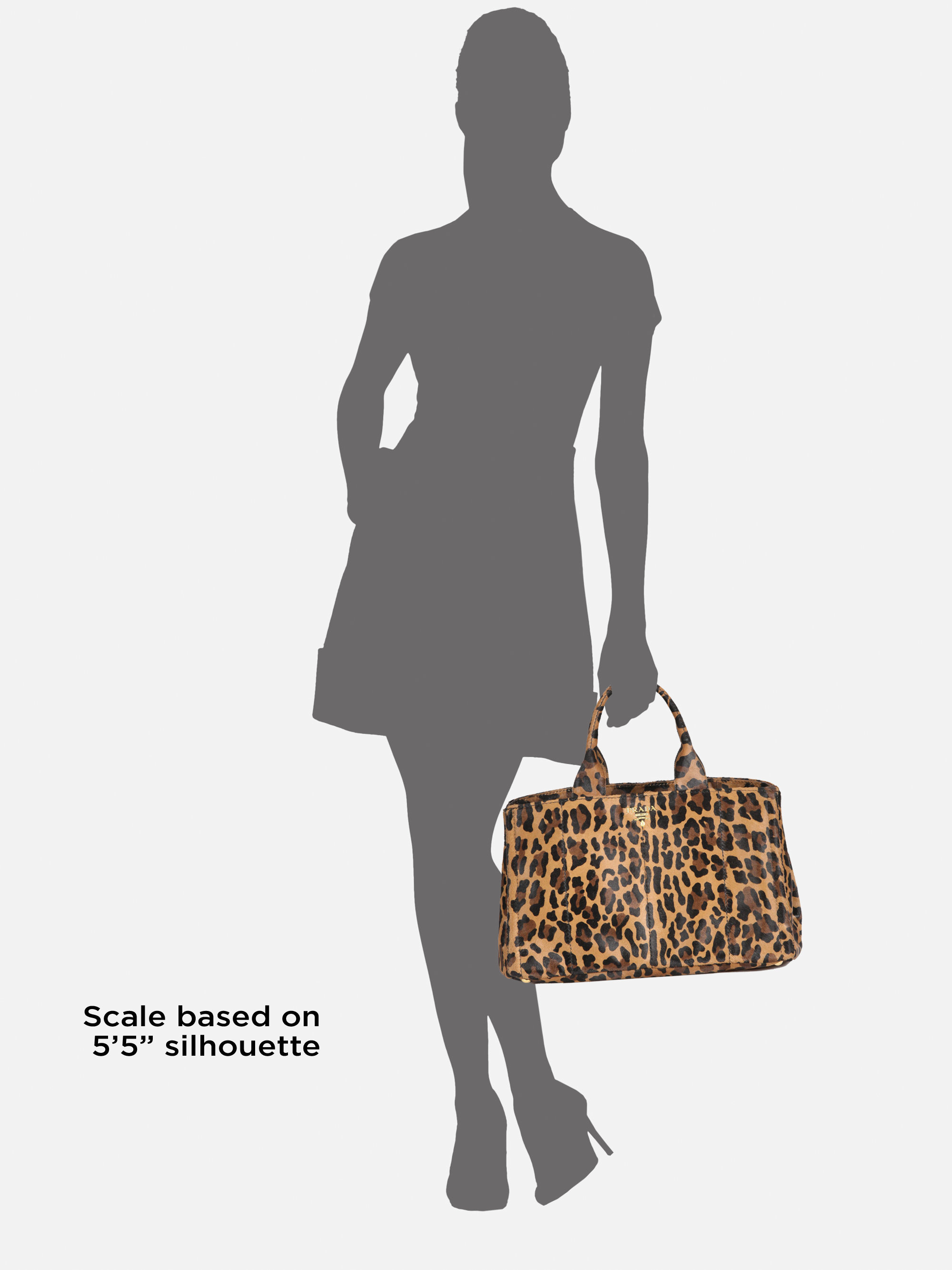 Prada Leopardprint Haircalf Tote Bag Lyst