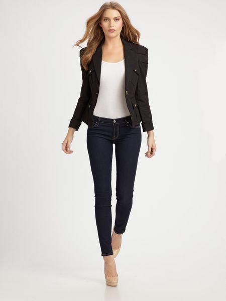 Casual Cotton Blazer For Women Casual Cotton Blazer in