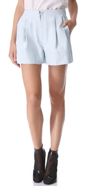 3.1 Phillip Lim Bloomer Shorts - Lyst