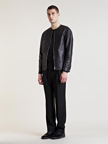 af738480a92fb4 Balenciaga Mens High Waist Pants in Black for Men - Lyst