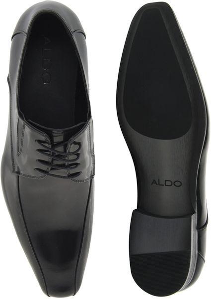 Aldo Aubriet Tramline Shoes in Black for Men - Lyst