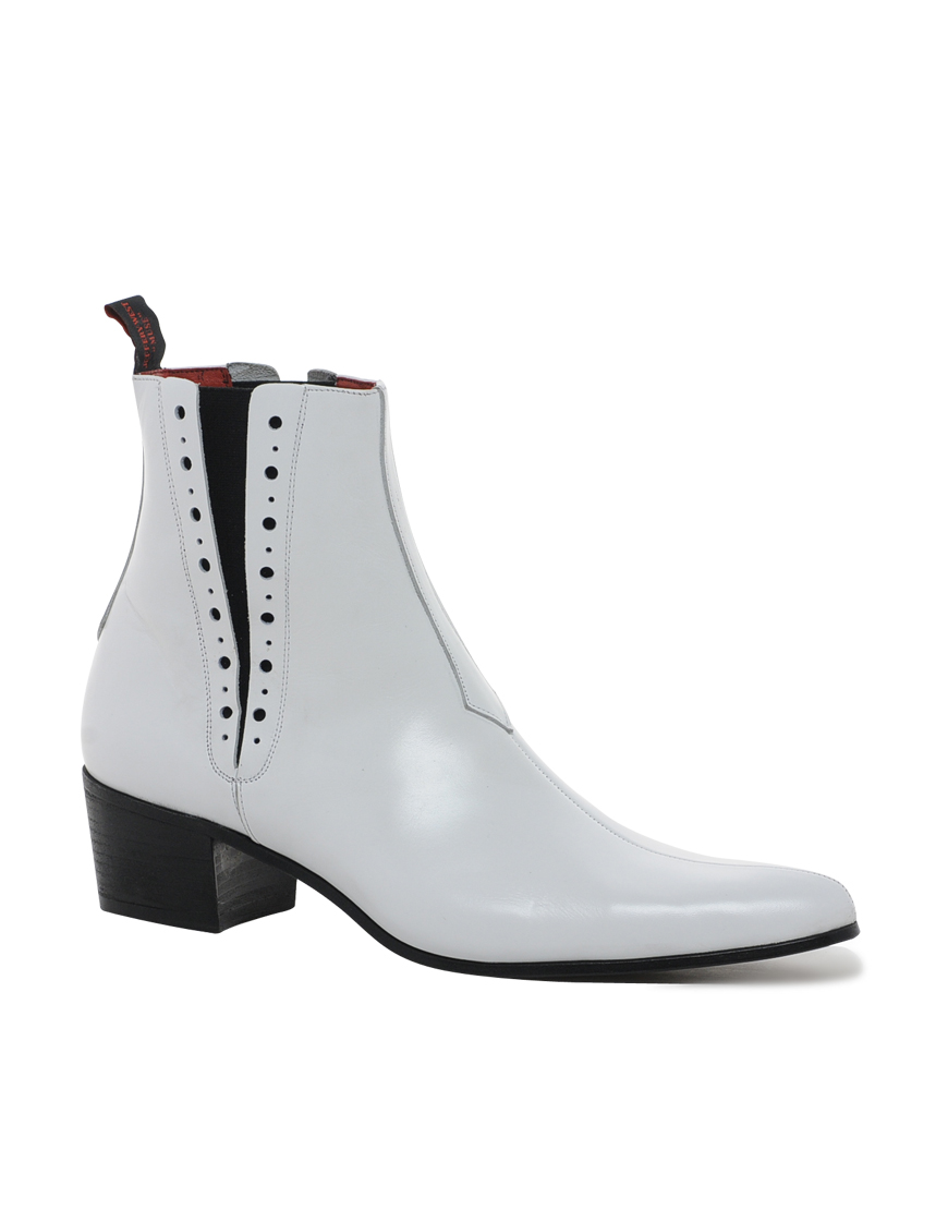 Where Are Jeffery West Shoes Made