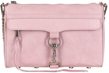Pale Pink Shoulder Bag 93
