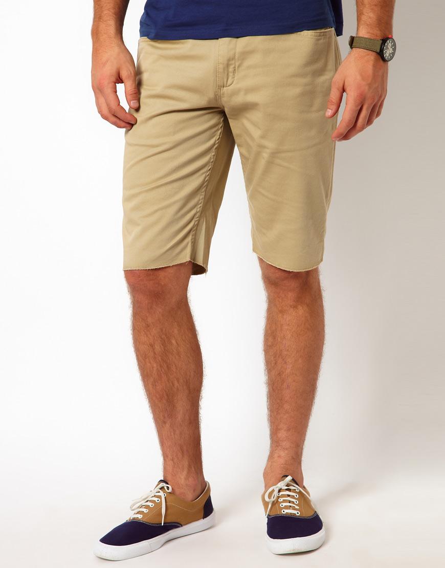 Vans Khaki Shorts