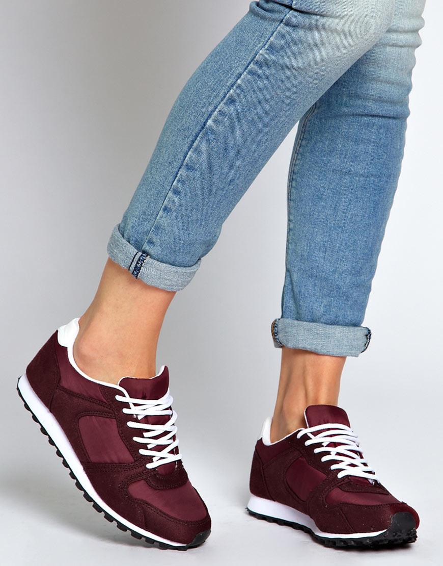 ASOS Asos Distance Running Sneakers in