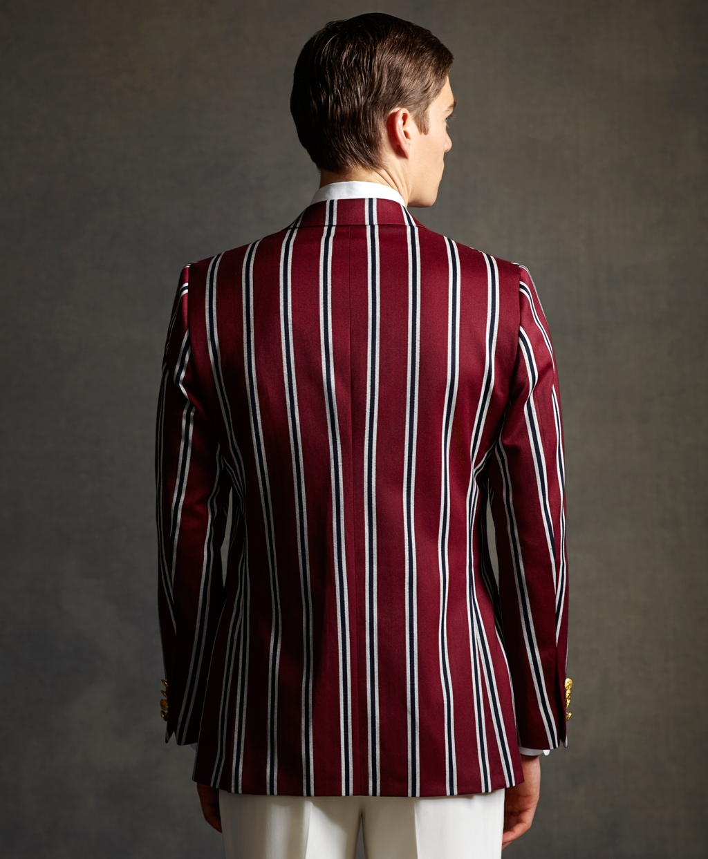 Brooks Brothers The Great Gatsby Collection Burgundy