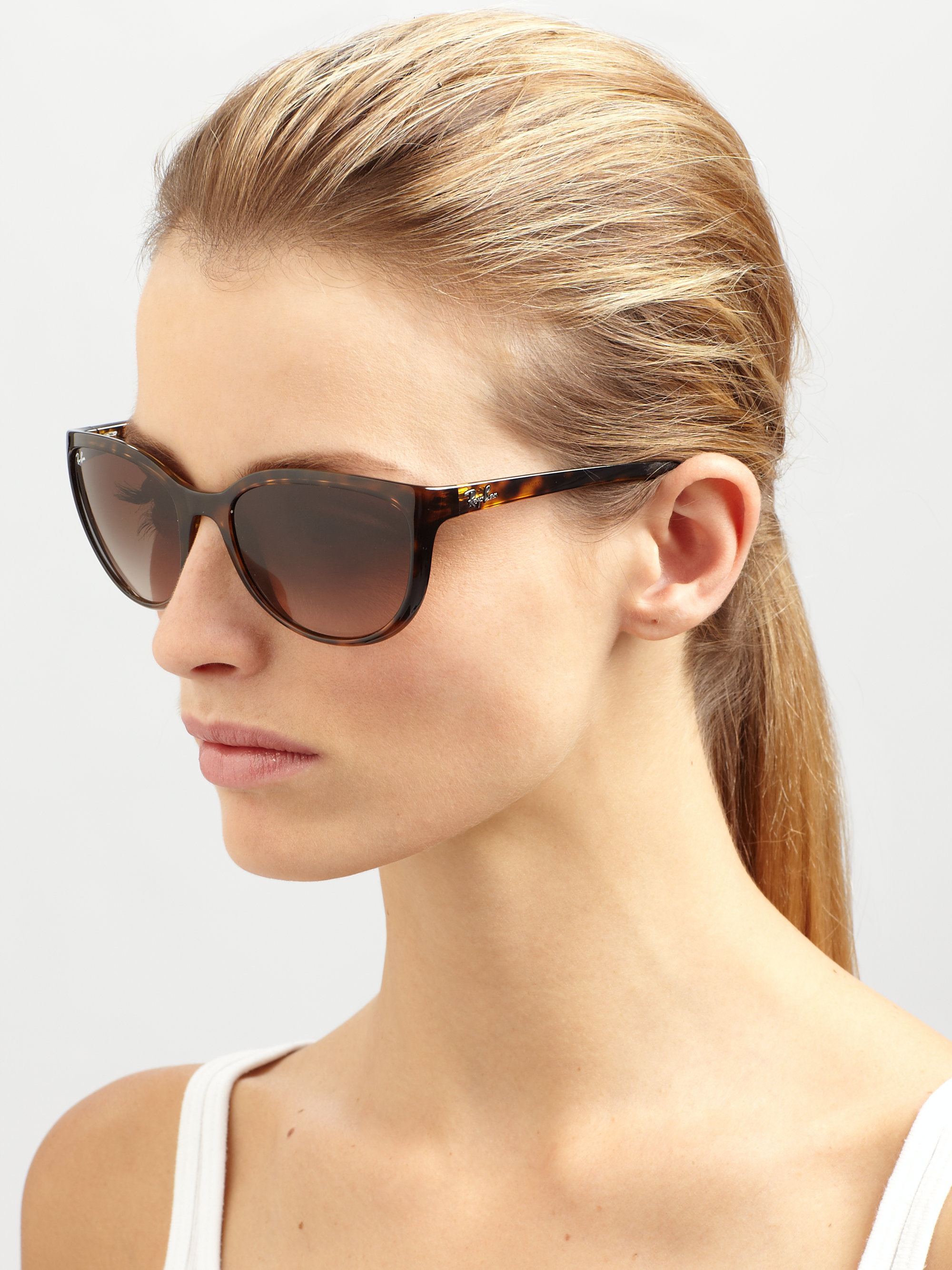 ea96af2144 canada ray ban polarized square sunglasses havana brown 617d5 71156