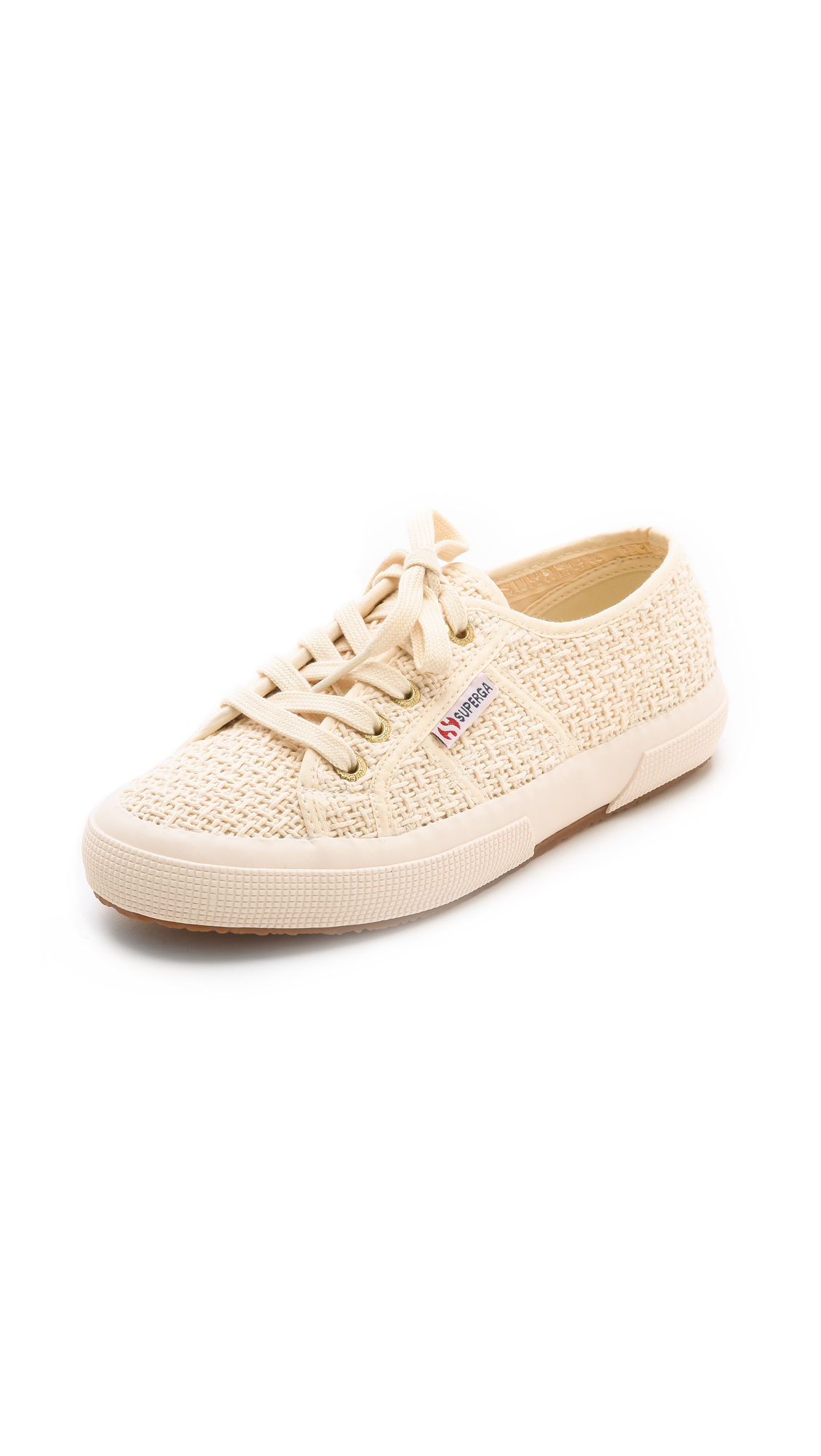 superga tweed cotu sneakers in lyst