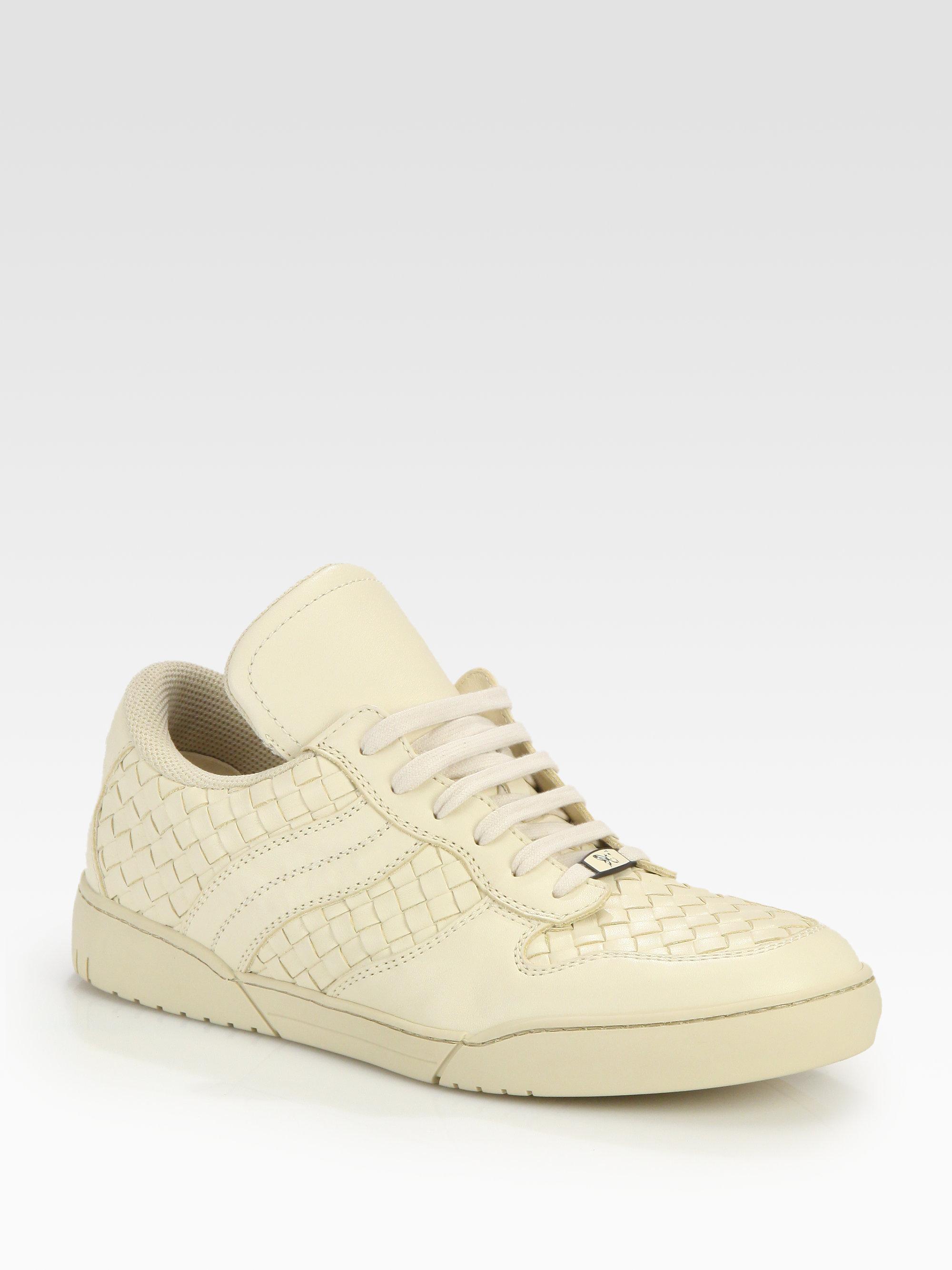 Bottega VenetaSpeedster Leather Sneakers jM0wxu