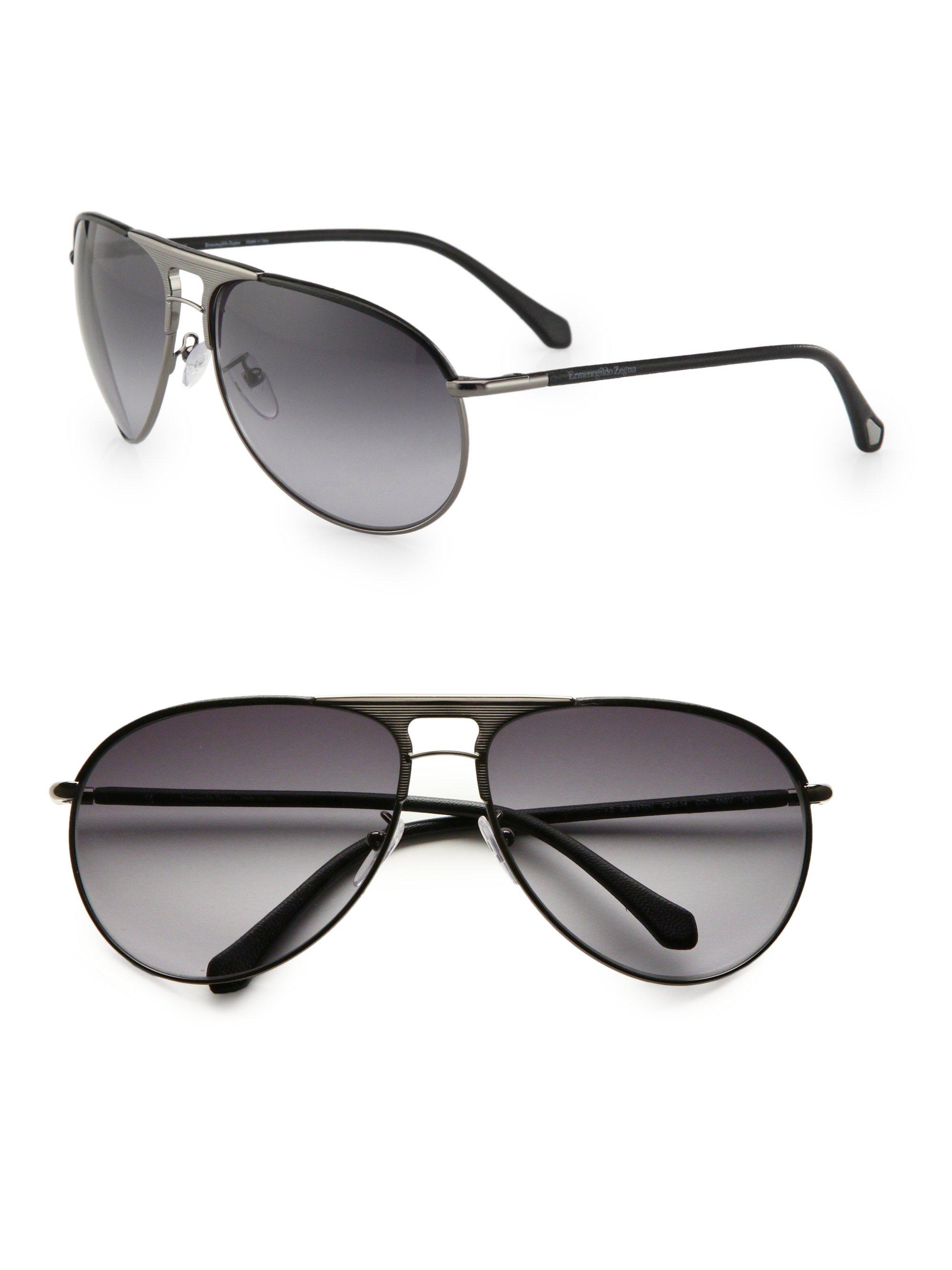 mens black aviator sunglasses upzm  Gallery