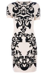McQ by Alexander McQueen Patterned Dress