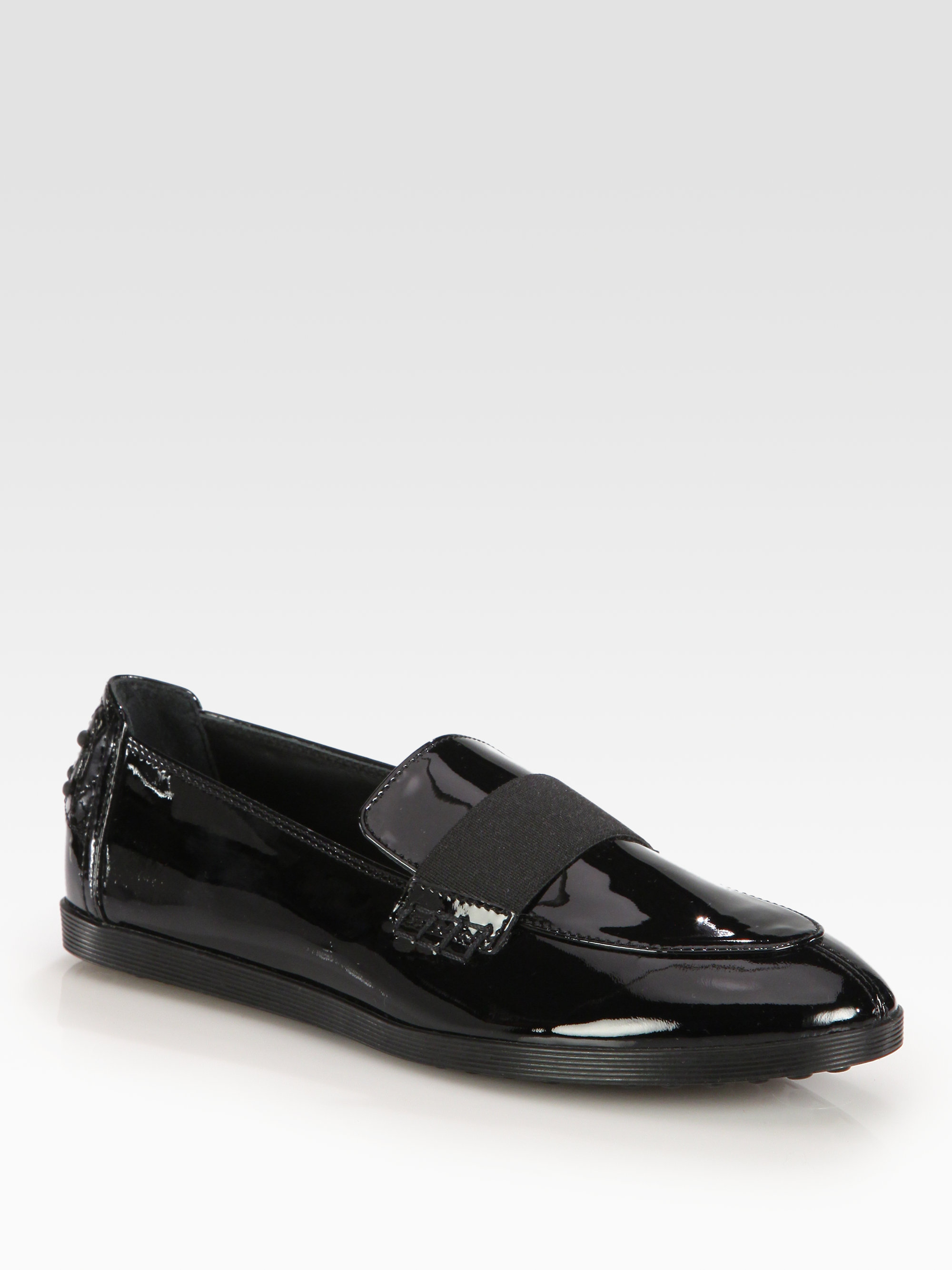Tod's Patent Loafer outlet perfect discount great deals sale store HoJcZ1