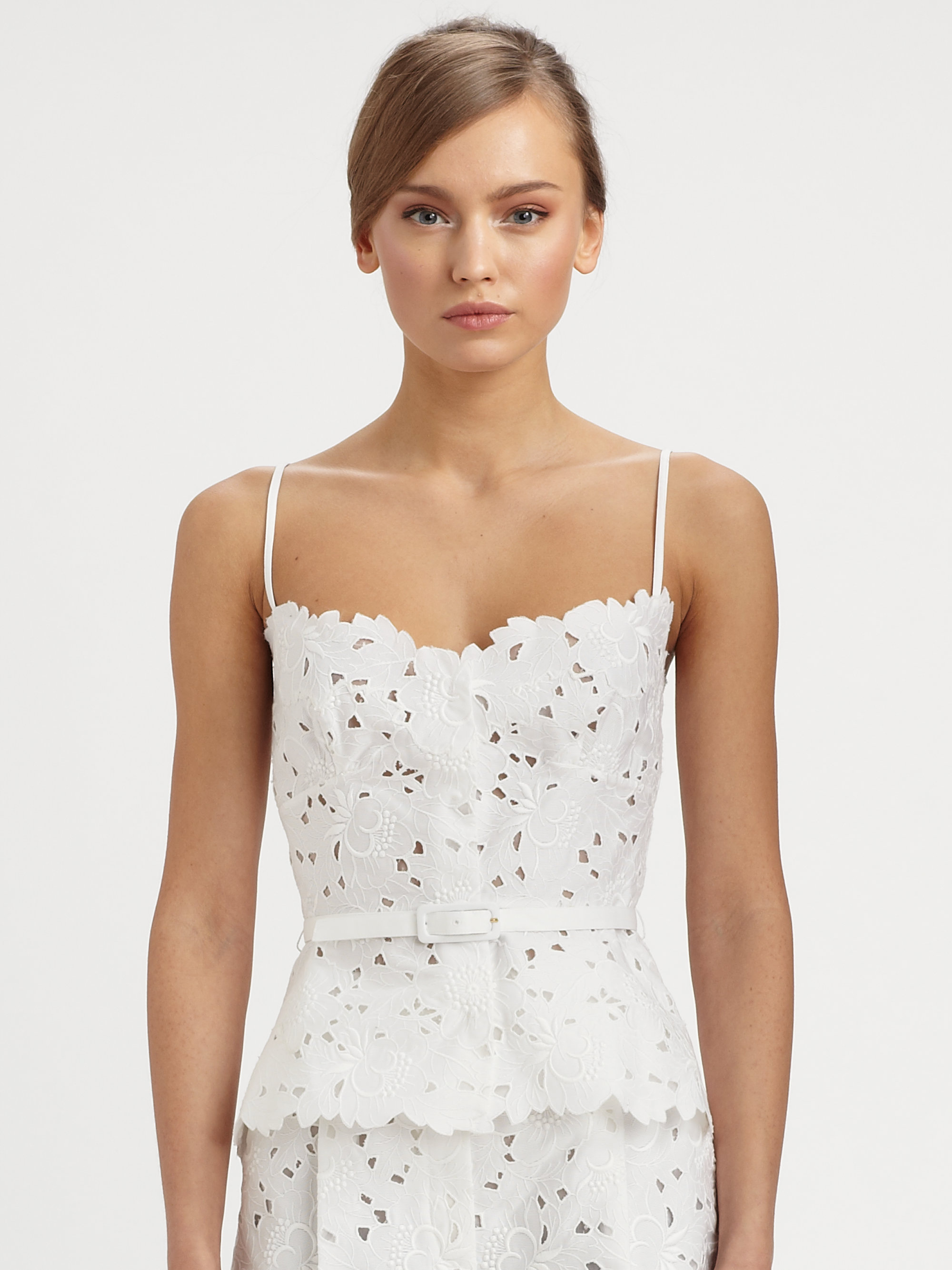 Find great deals on eBay for white lace camisole top. Shop with confidence.