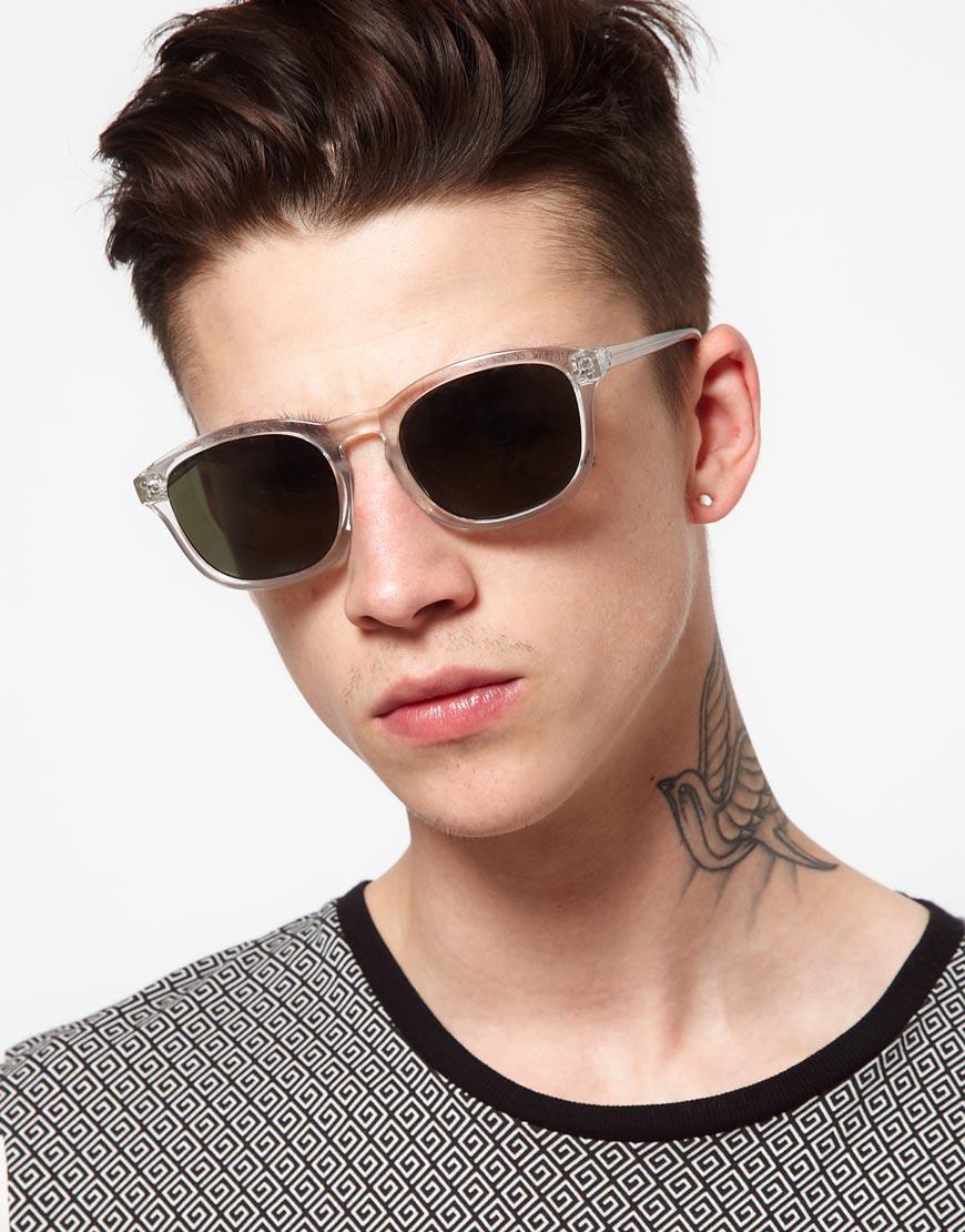 wayfarer sunglasses cheap hstm  Gallery Men's Wayfarer Sunglasses