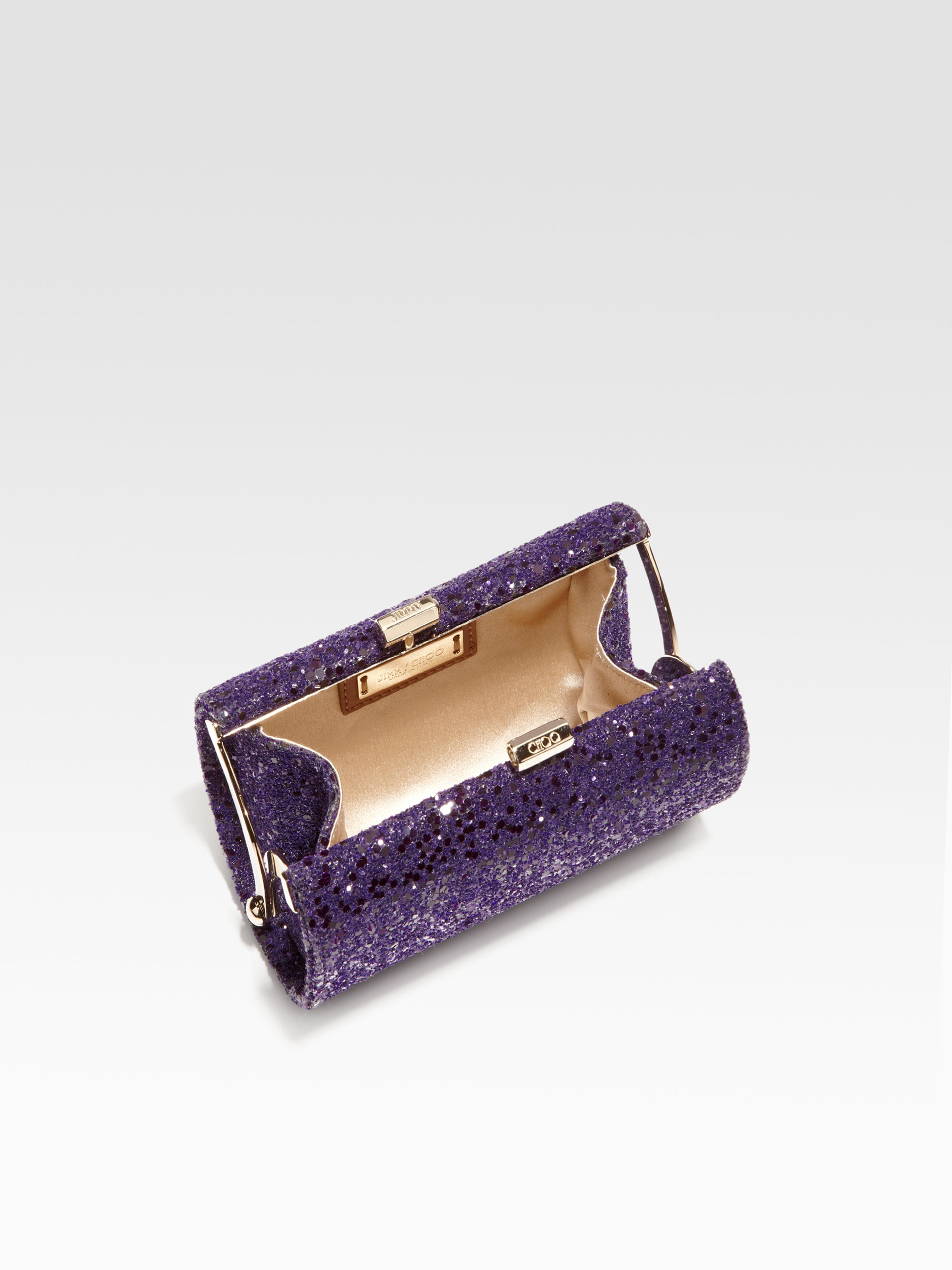 adaa807512 Gallery. Previously sold at: Saks Fifth Avenue · Women's Jimmy Choo Glitter