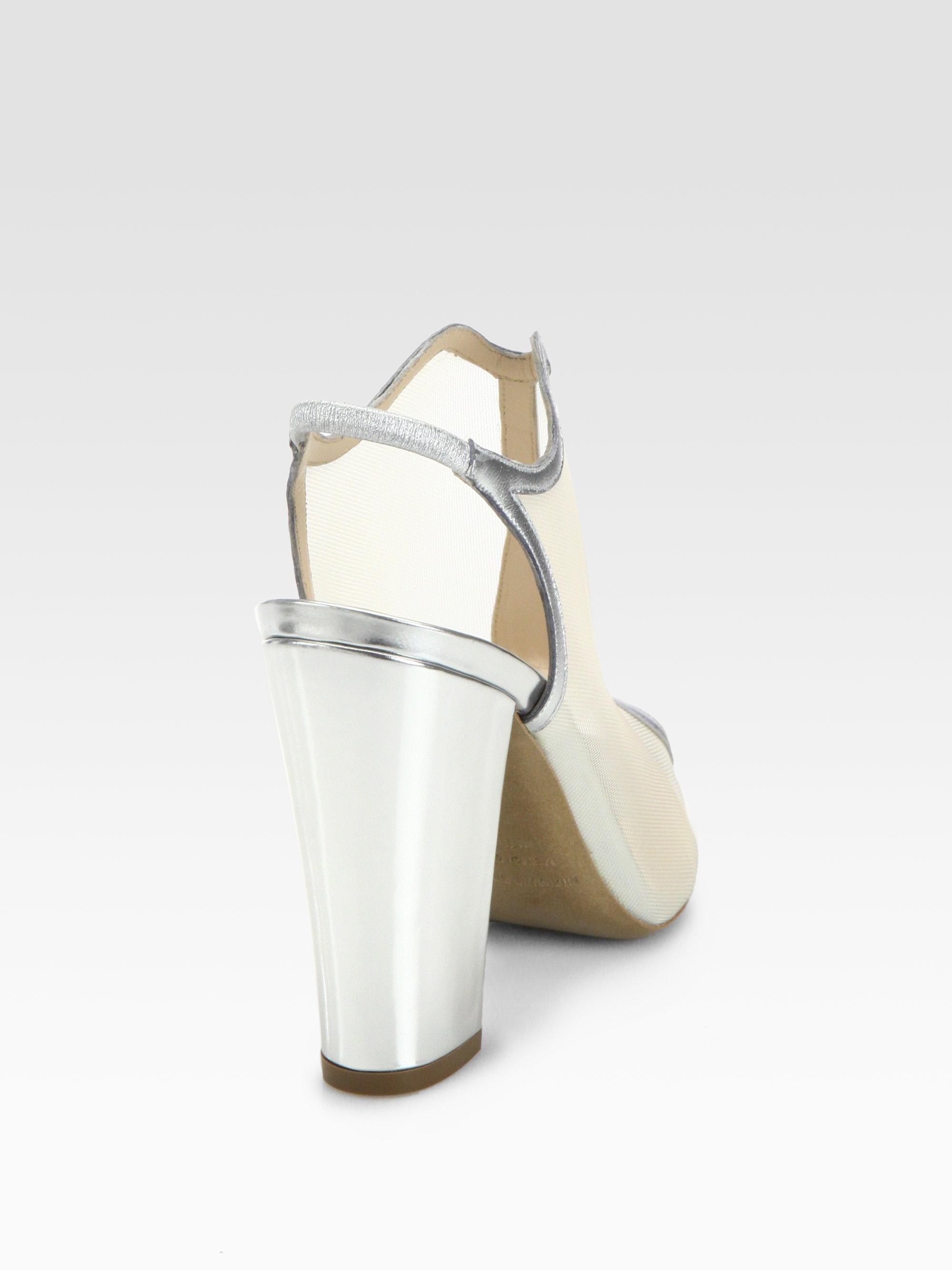 Slingback Ankle Boots September 2017