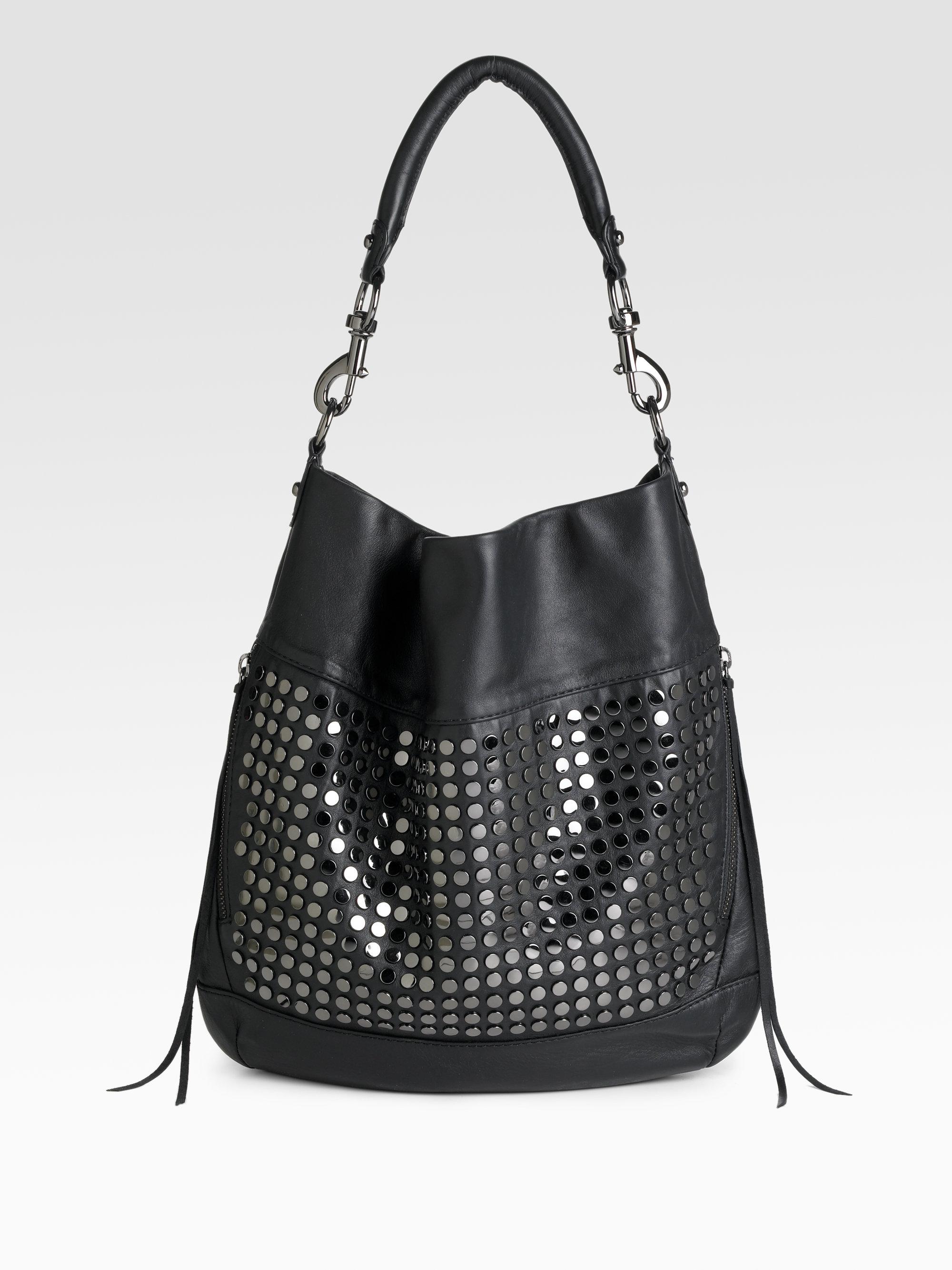 Black Studded Bag H M Confederated
