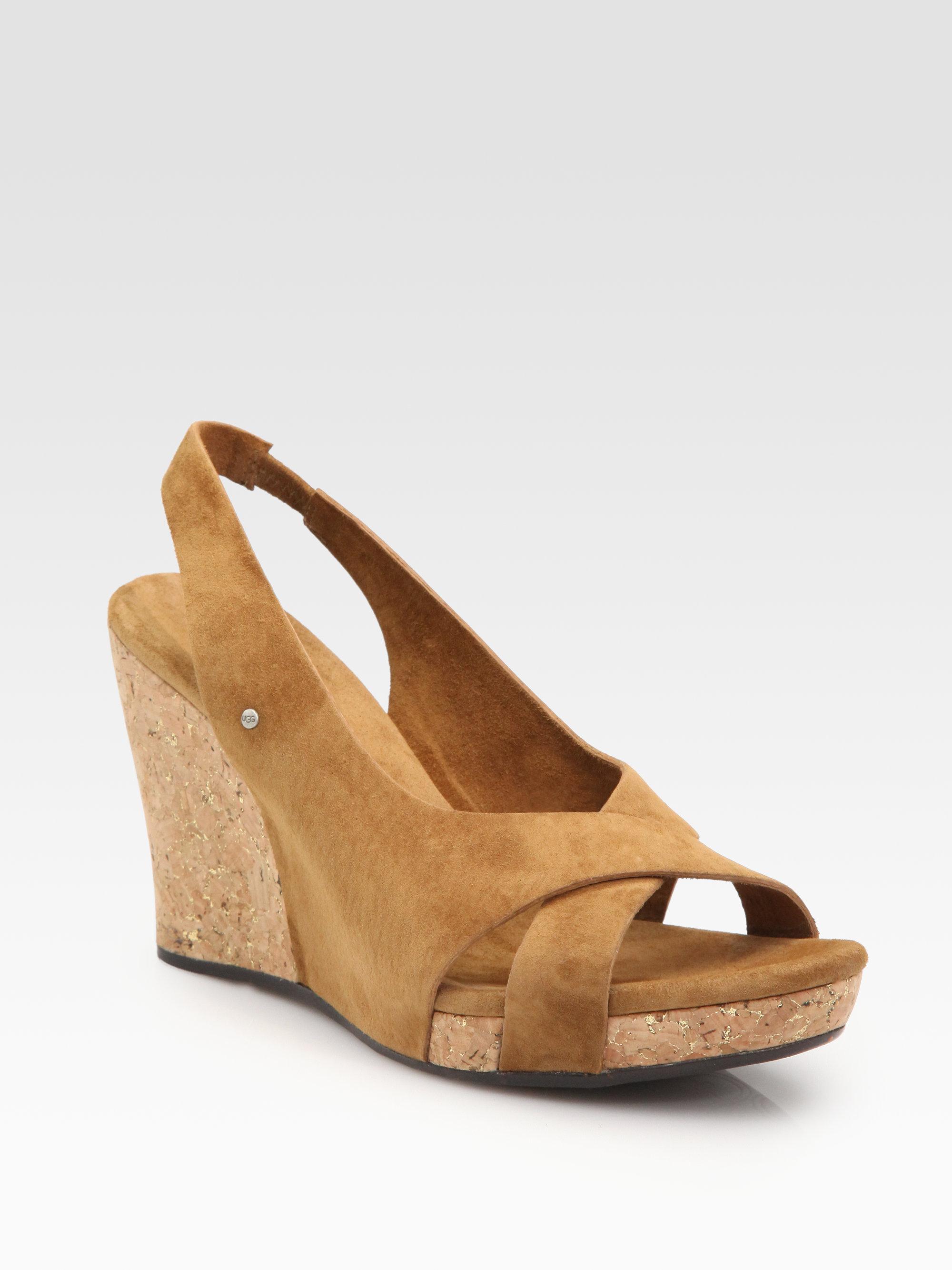 e20d95ded7e UGG® Australia  Hazel  Wedge Sandal