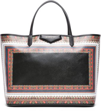 Givenchy Large Antigona Shopper in Print - Lyst