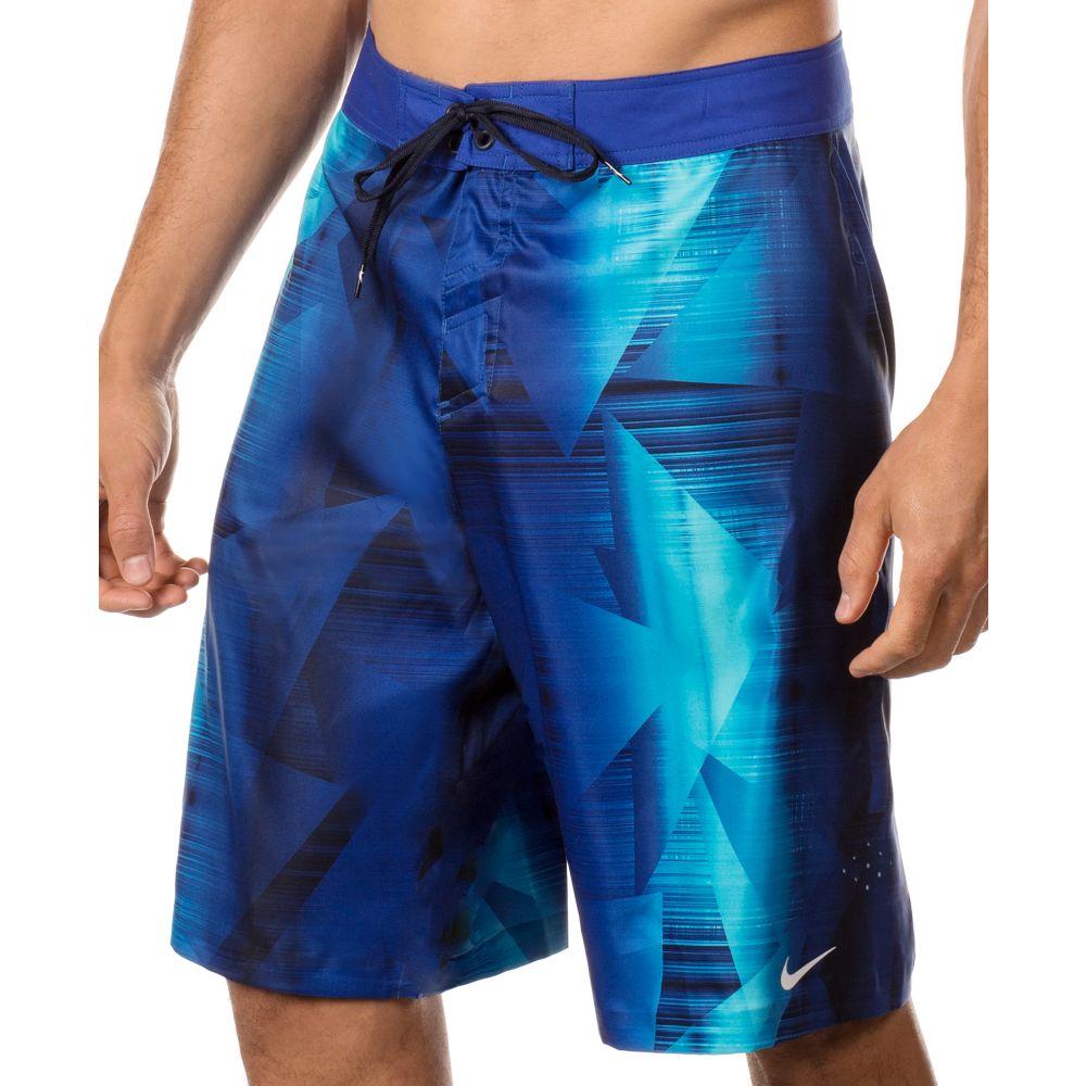 Lyst - Nike Hyper Color Board Shorts in Blue for Men
