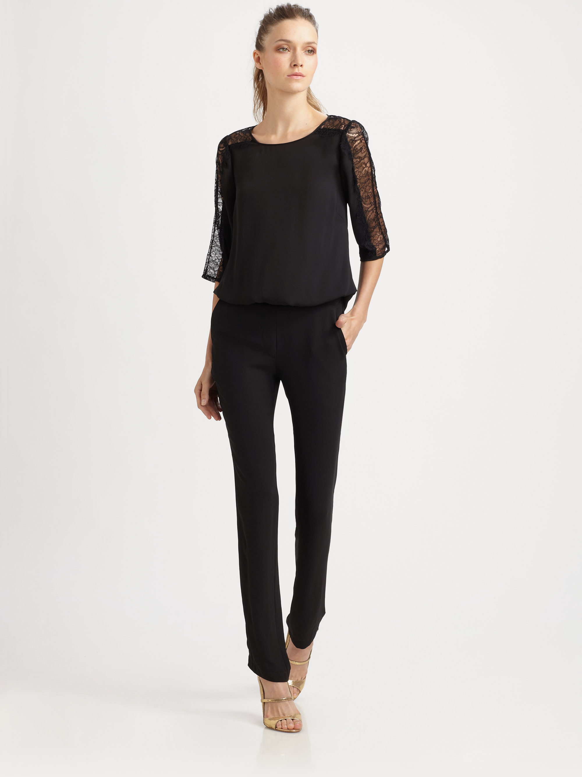 Find great deals on eBay for black long sleeve jumpsuit. Shop with confidence.