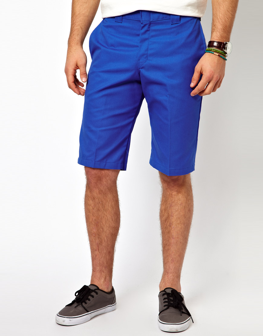 G-star raw Dickies Worker Shorts Slim 13 Worker in Blue for Men | Lyst