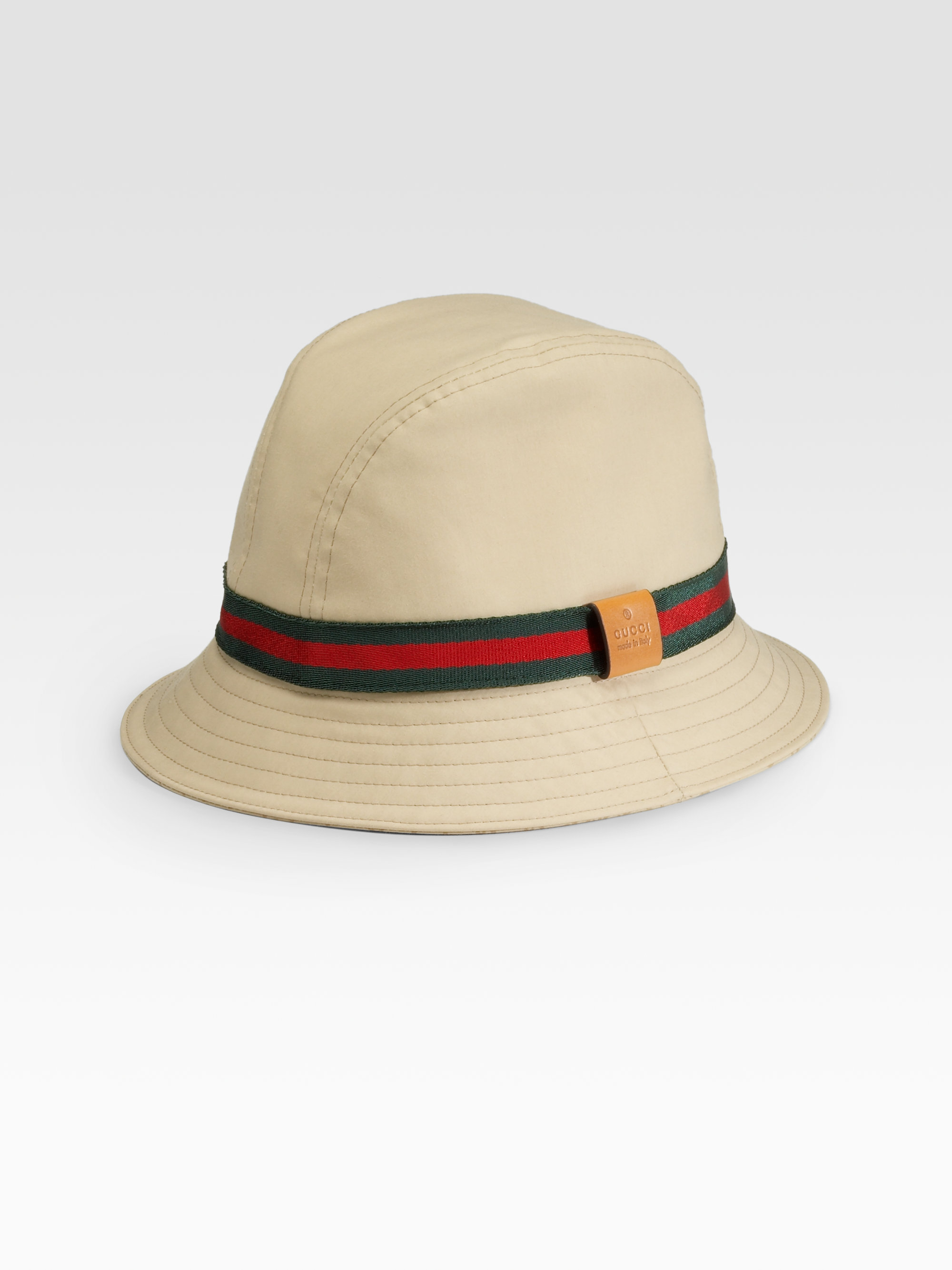 5535956c2 Gucci Natural Bucket Hat for men