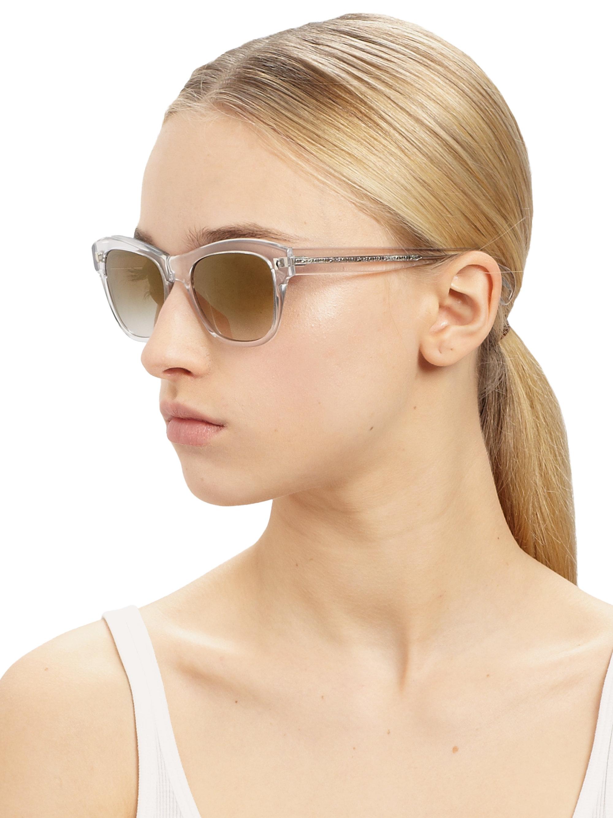 Oliver Square Peoples Sunglasses 53mm Sofee Multicolor Polarized Pn0O8wk
