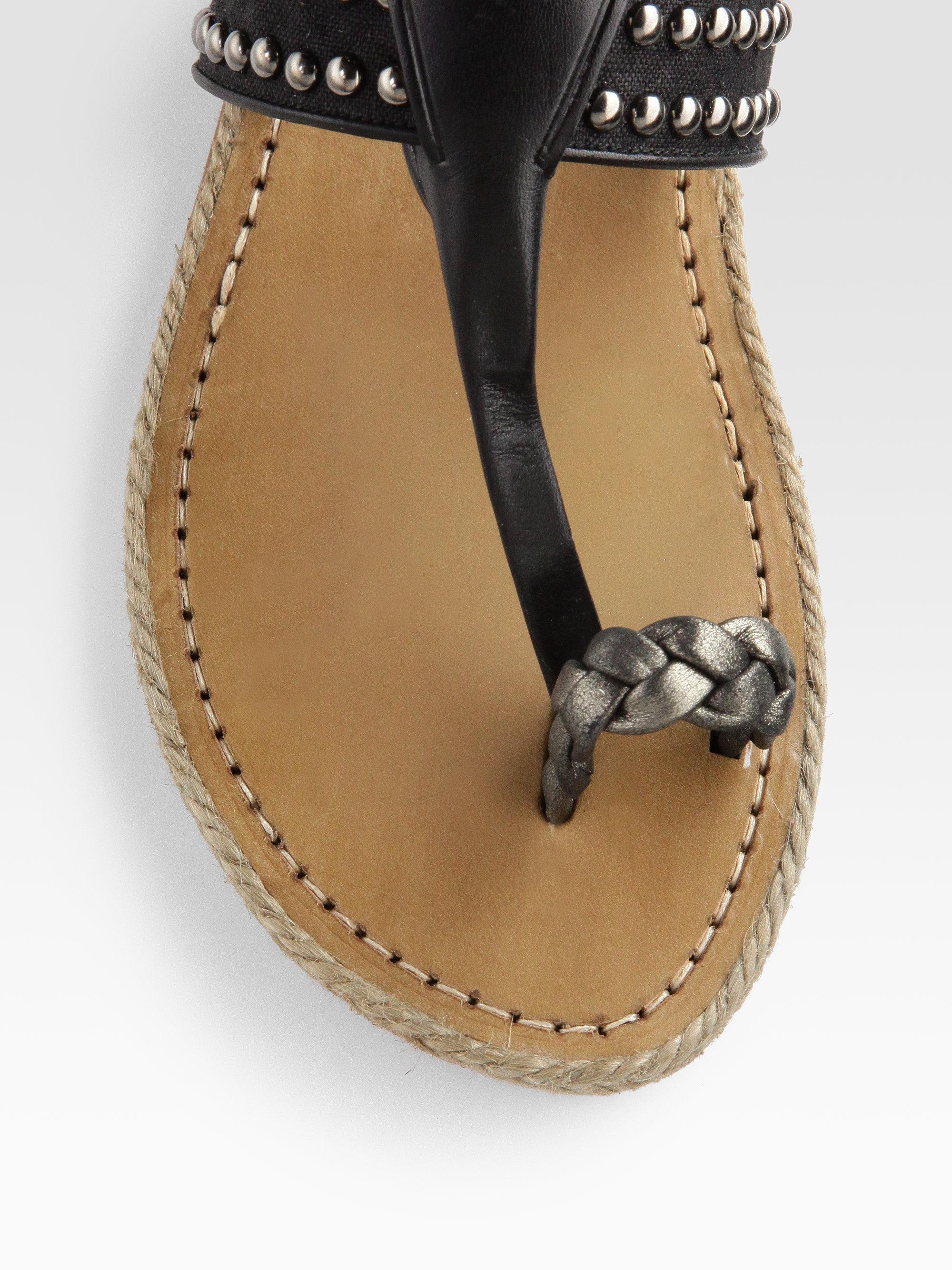 louboutin flat gladiator sandals