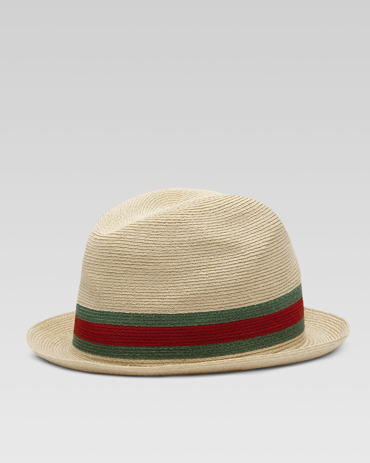 ... Lyst - Gucci Fedora Straw Hat in Natural for Men promo code 5df34 dc854  ... 0c303ad0a7a2