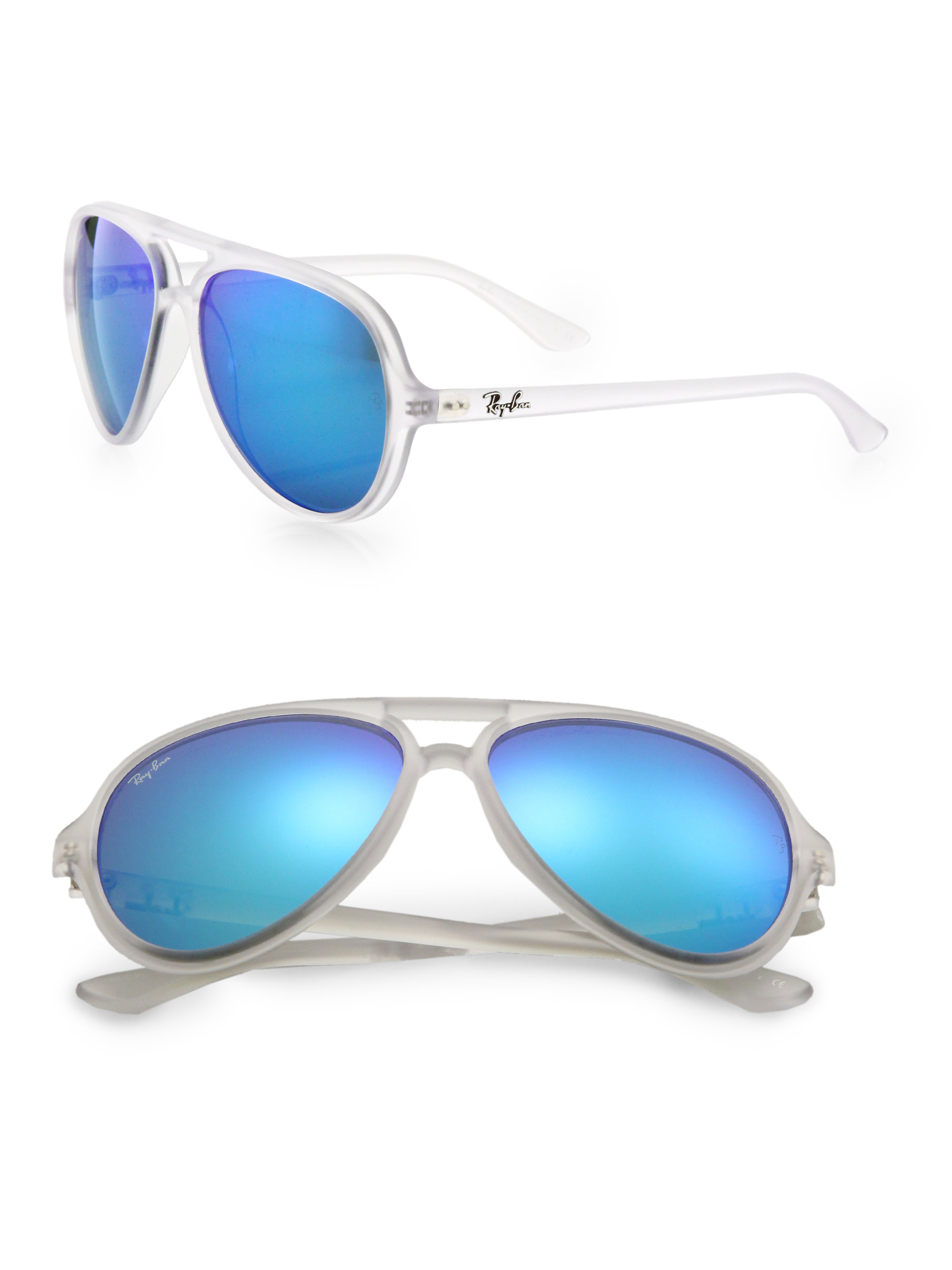 clear ray ban sunglasses  clear ray bans aviator