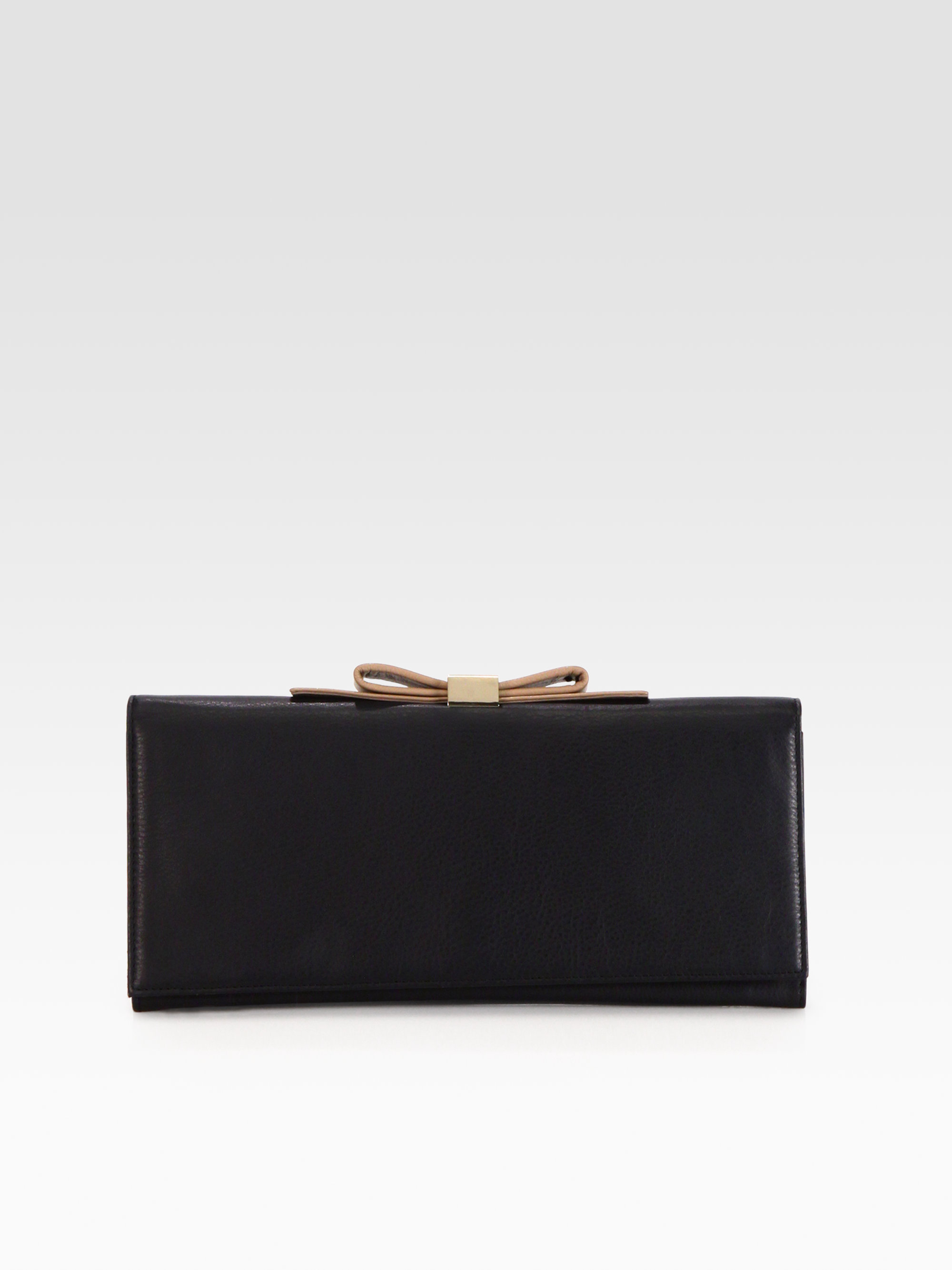 See by chlo�� Nora Clutch in Black   Lyst