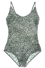 Stella McCartney Leopard Print Swimsuit