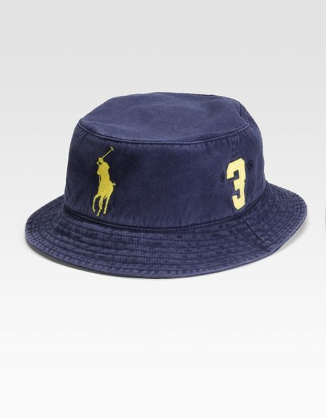 Bucket Hat Fashion Men Polo