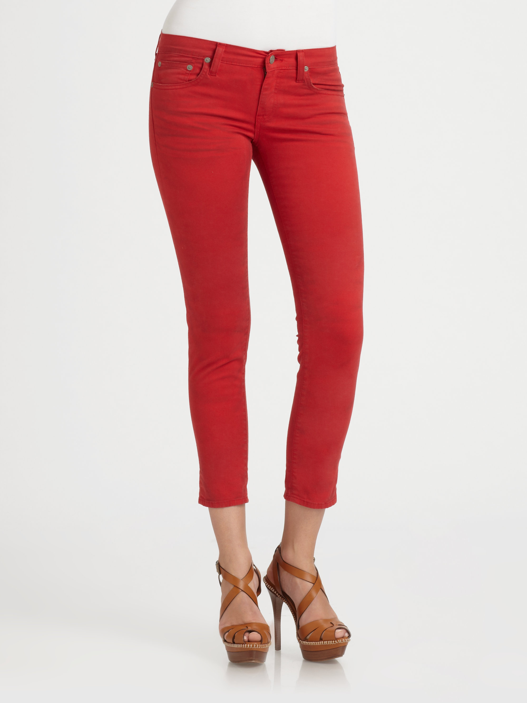 Find a great selection of cropped jeans for women at bierek.tk Shop by rise, wash, size, color, price and brand. Check out our entire collection. Free shipping & returns.