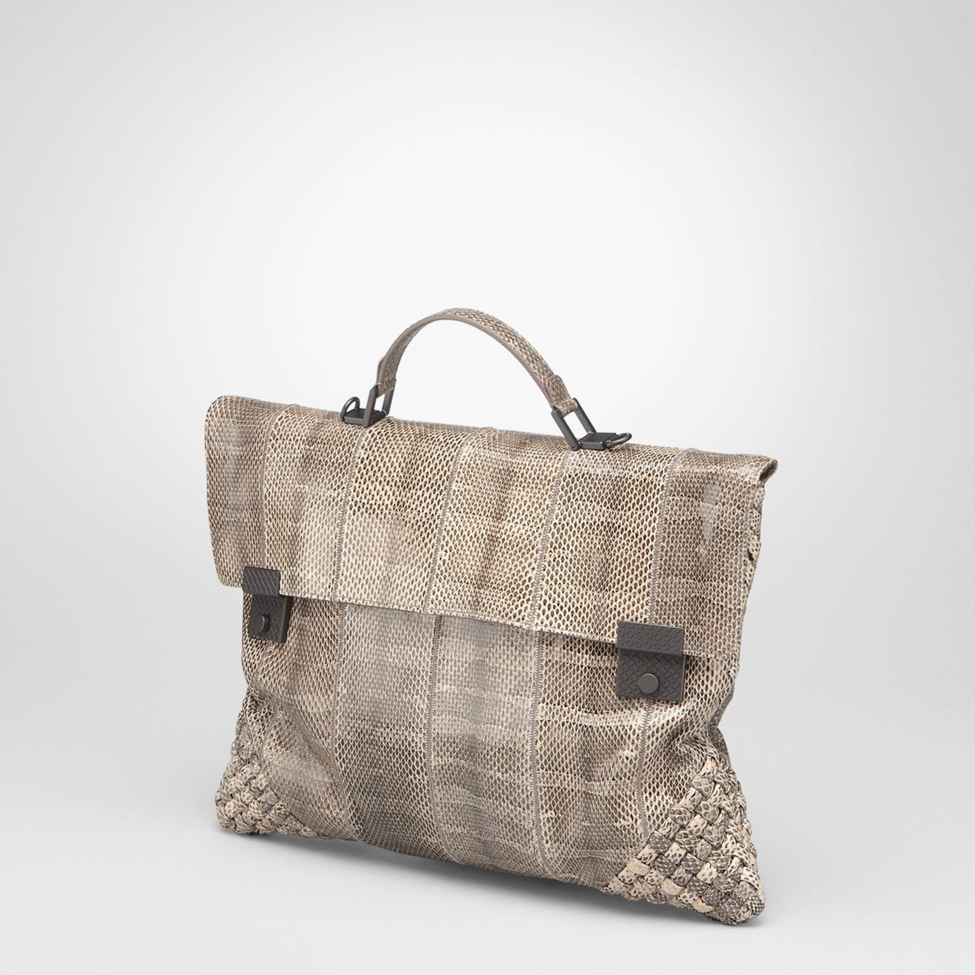 Borse Bottega Veneta 2013 : Bottega veneta ayers studio bag in brown poussin lyst