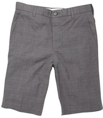 French Connection Boston Check New Mahon Shorts - Lyst