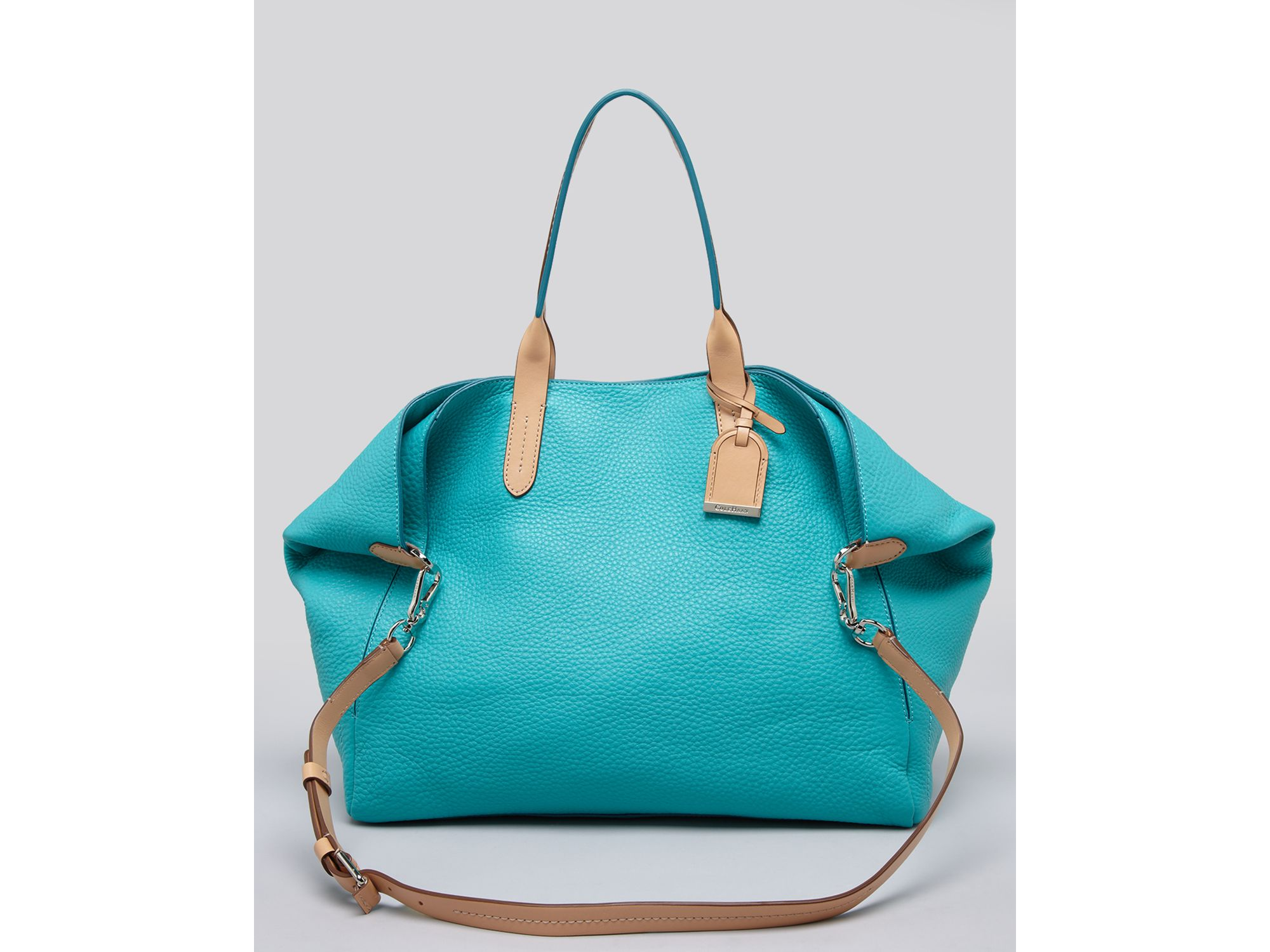 Cole Haan Tote Crosby Shopper In Blue Lyst