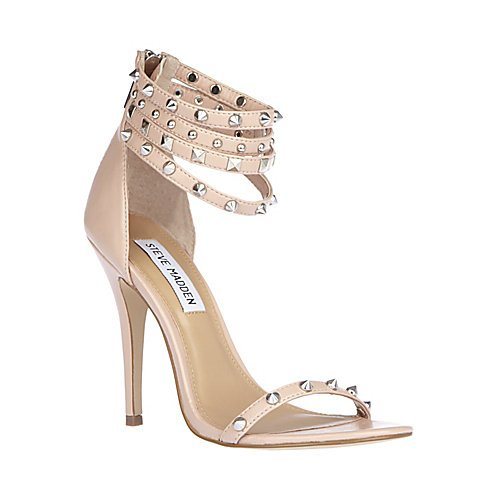 Shoeniverse: FNSA - STEVE MADDEN Raelynn High Heel Sandals in Soft ...
