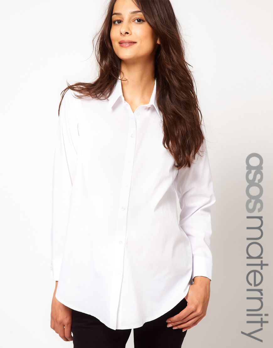 What better way to celebrate your pregnancy than with high quality White Hoodie Maternity T-Shirts. There are so many ways to do it. If you're feeling pretty and preppy we've got something just for you.