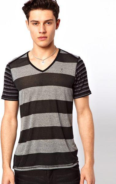 Elvis jesus t shirt musica in black for men lyst for Elvis jesus t shirt