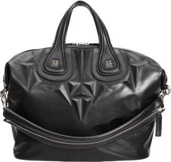 Givenchy Medium 3d Stud Nightingale Satchel - Lyst