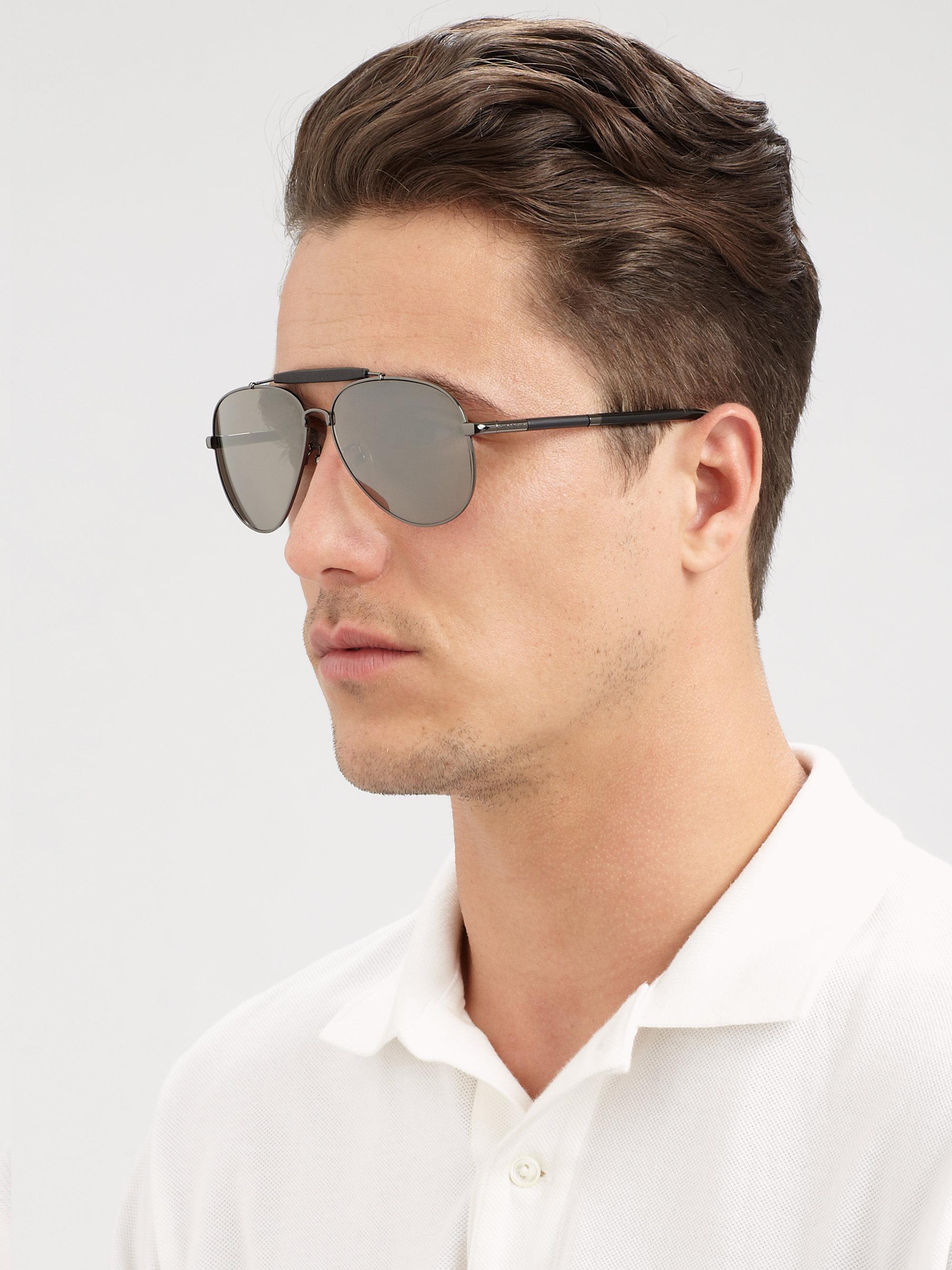 Gafas Givenchy de de aviador sol de metal wT7qF