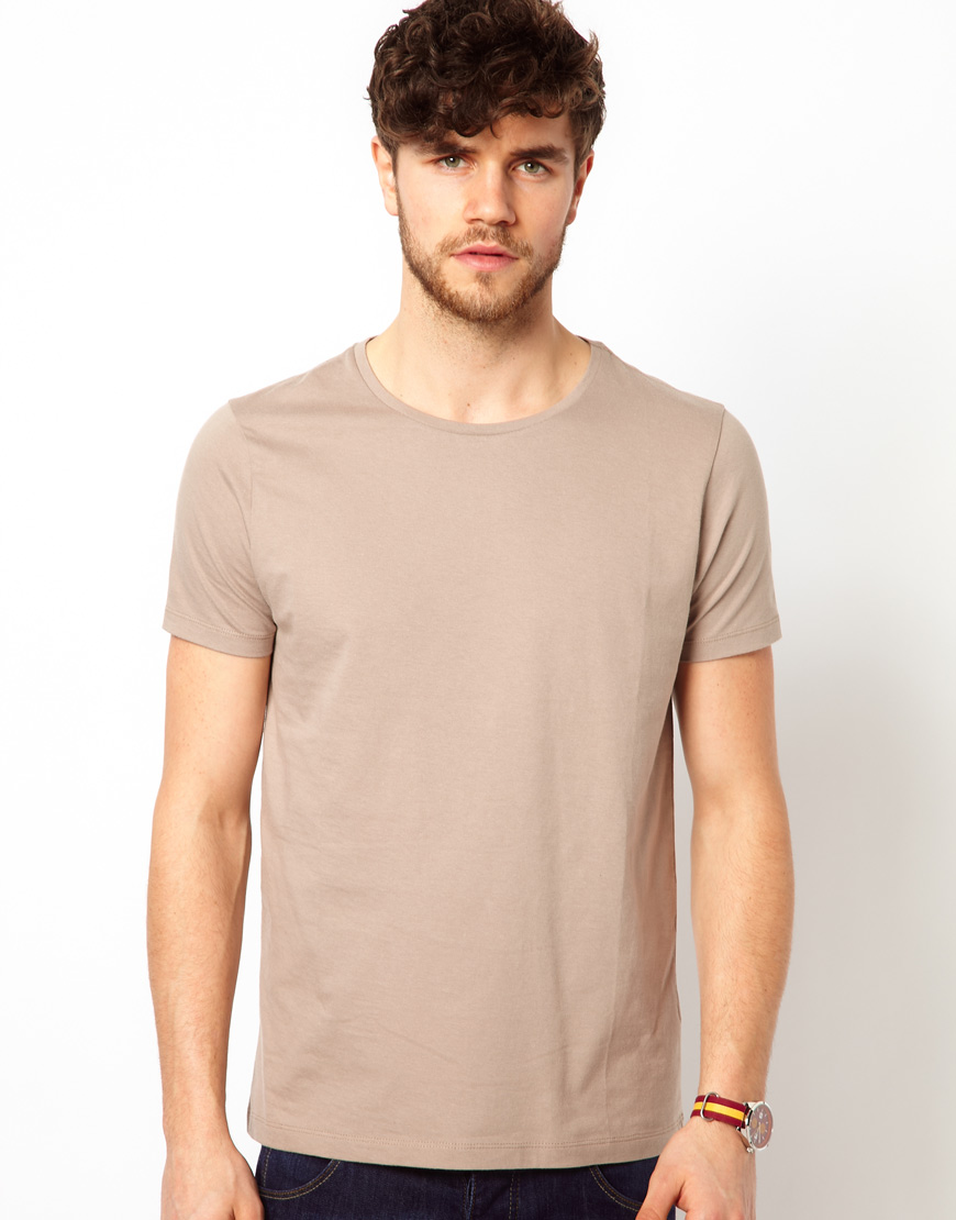 Beige mens shirt south park t shirts for Mens colored t shirts