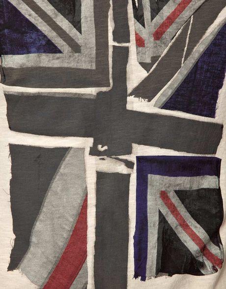 Комментарий: Изображение 3 из Футболка с британским флагом Ben Sherman