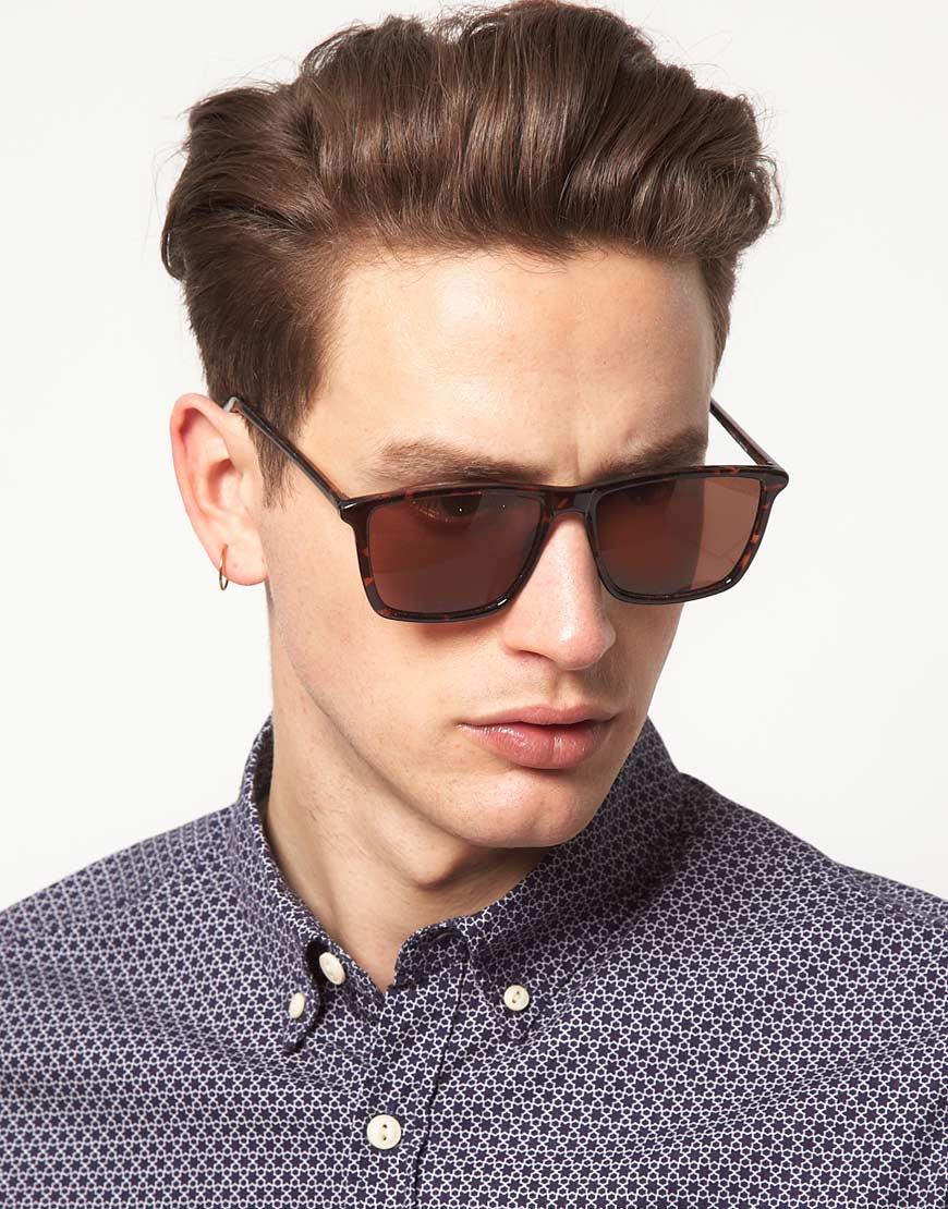 mens wayfarer sunglasses vx9p  Gallery Men's Wayfarer Sunglasses
