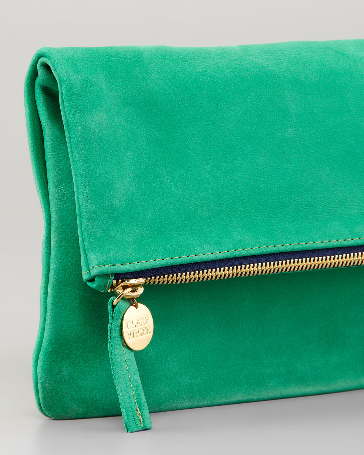 Green Clutch Handbags | Luggage And Suitcases